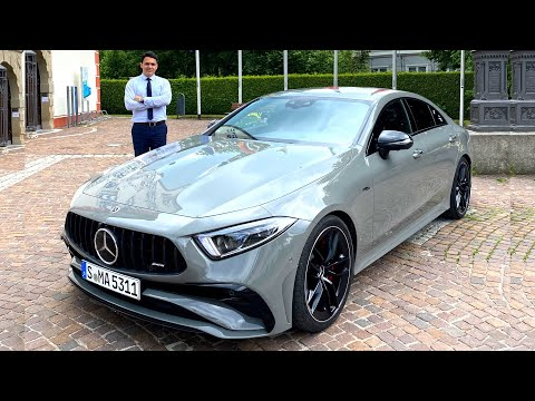 2022 Mercedes AMG CLS | NEW CLS53 FULL Drive Review 4MATIC+ Sound Acceleration