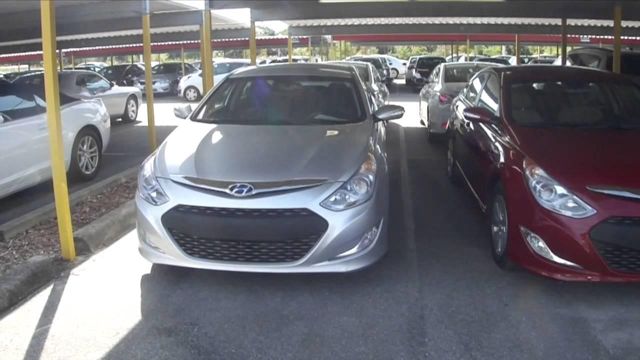 Fox Rental Car: Garagem Da Fox Rent A Car Em Orlando