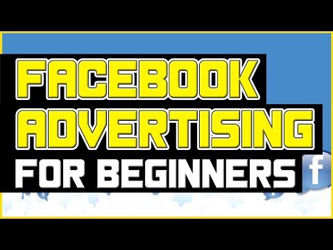 Ultimate Facebook Advertising Tutorial For Beginners