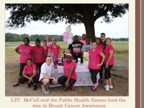 Army Nurse Corps 113th birthday BMACH