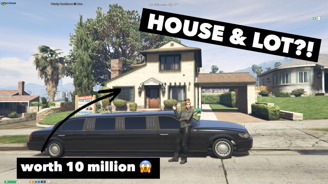 HOUSE & LOT GIFT FROM DON MARCO?! (GRABE MANLIGAW!!) | GTA V RP