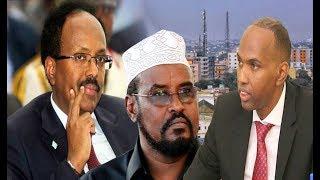 Wararka Somalia: Talaabo uu Qaaday Farmaajo oo dood Culus dhalisay, Madoobe oo soo dabcay & Kheyre…