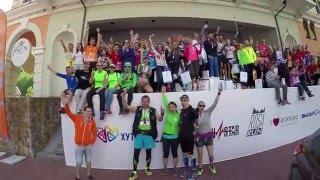 видео Международный фестиваль бега ROSA RUN