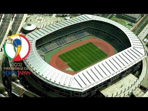 FIFA World Cup 2002 Korea & Japan Stadiums