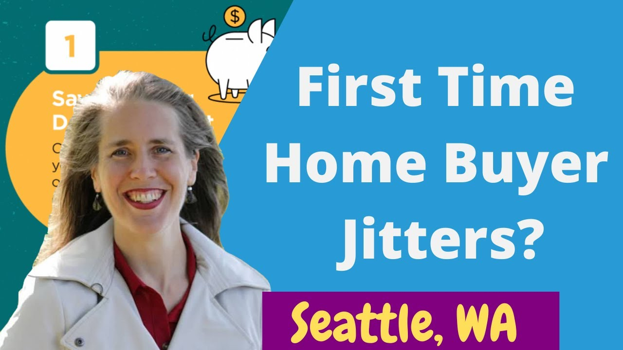 First Time HomeBuyer Tips For The Seattle, Washington Real Estate Market