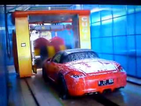 Safe Bali Car Wash Automatic Porsche