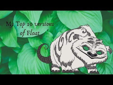 My Top 10 Versions Of Float {Tinkerbell And The Legend Of The Neverbeast}