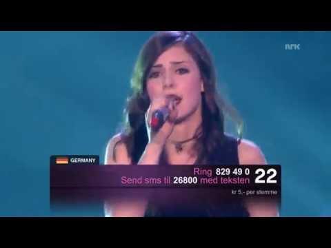 HD Lena - Satellite (Germany) - Eurovision 2010