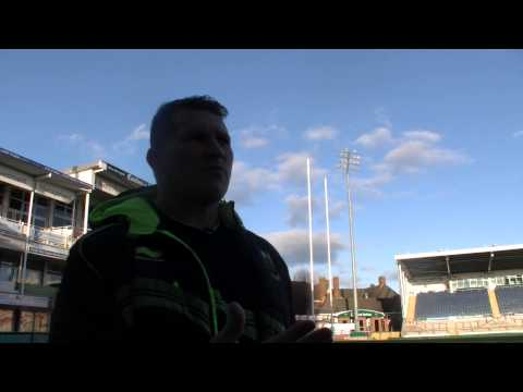 Interview with Dylan Hartley
