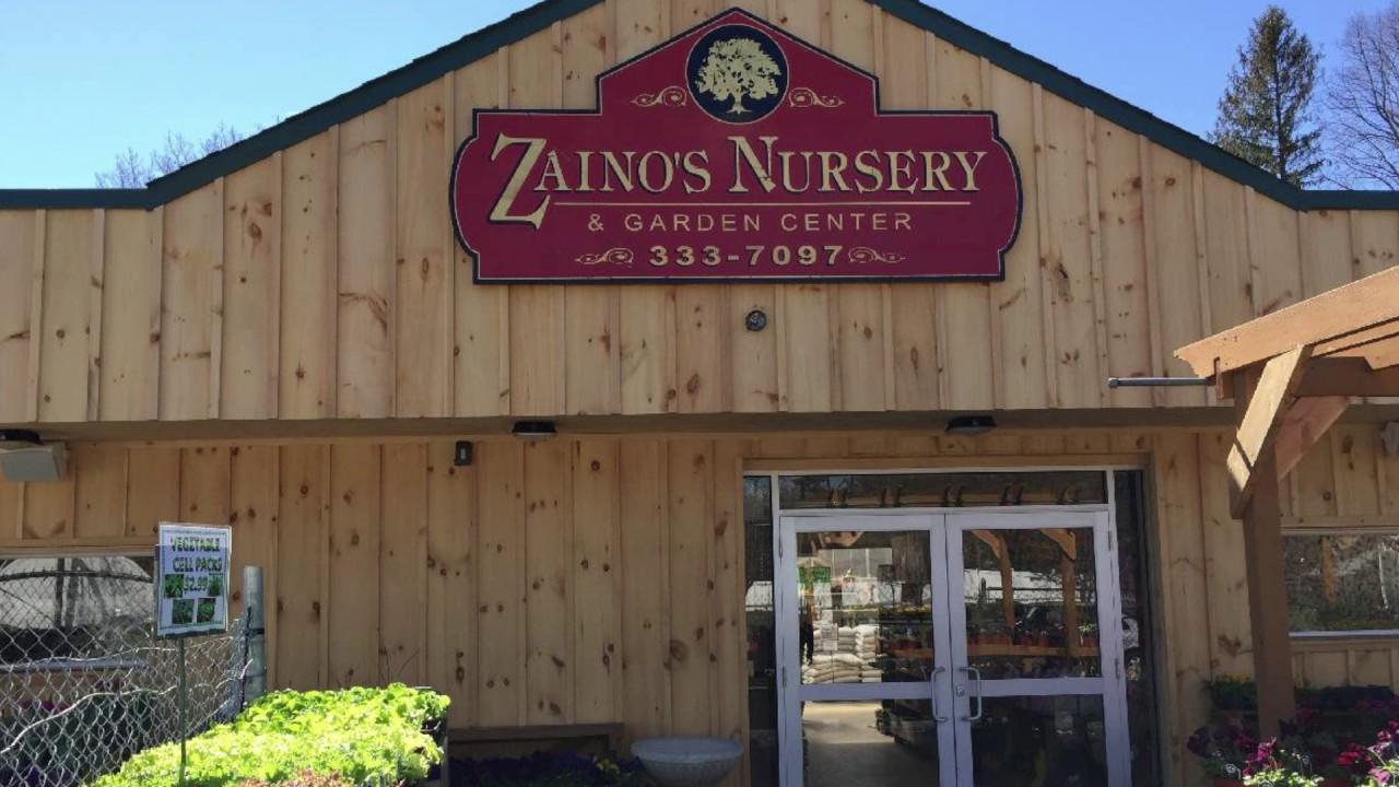 Zainos nursery garden center - Call 516 333 7097 - YouTube