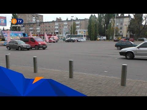Полтавське ТБ: У Кременчуці біля торговельного центру викрали людину