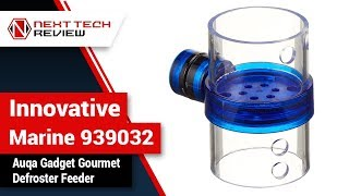 Innovative Marine 939032 Auqa Gadget Gourmet Defroster Feeder Product Review  – NTR