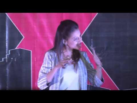 The Downside-Up | Benaisha Kharas | TEDxHRCollege