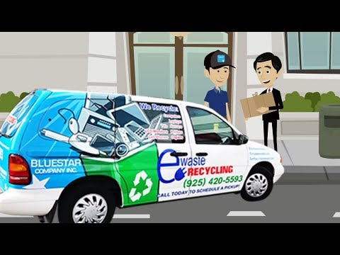 Electronic Recycling | Computer Recycling | E Waste Recycling San Francisco