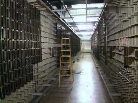 East German telephone exchange | DDR