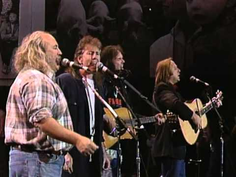 Crosby, Stills, Nash and Young - This Old House (Live at Farm Aid 1990)
