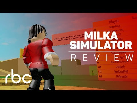 Milka Simulator (Game Review)