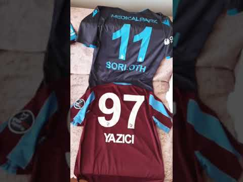 Trabzonspor maç forması
