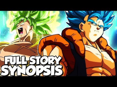 Dragon Ball Super Broly FULL SYNOPSIS Revealed + NEW Images