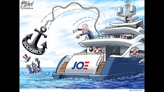 5 scathingly funny cartoons about Biden's recent stumbles