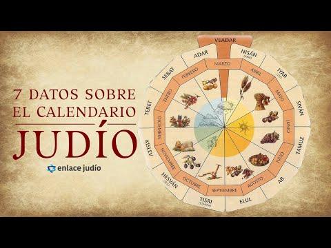 Siete Datos Curiosos Sobre El Calendario Judío