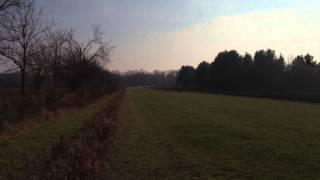 airplane - kitfox and Pelican Daves Farm airstrip