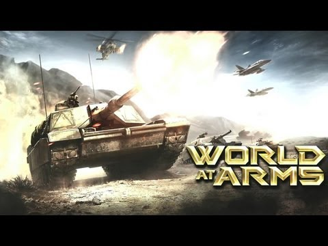 World at Arms - Wage war for your nation! (by Gameloft) - Universal - HD Gameplay Trailer