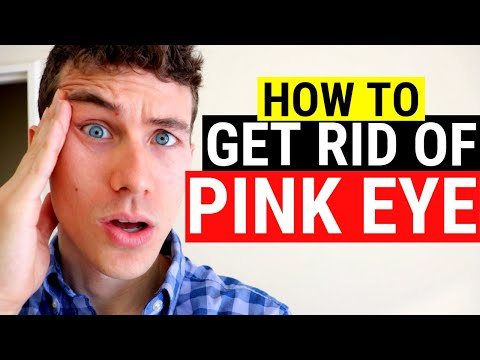 �� How to Get Rid of Pink Eye   3 Must Know Facts About Pink Eye and Conjunctivitis