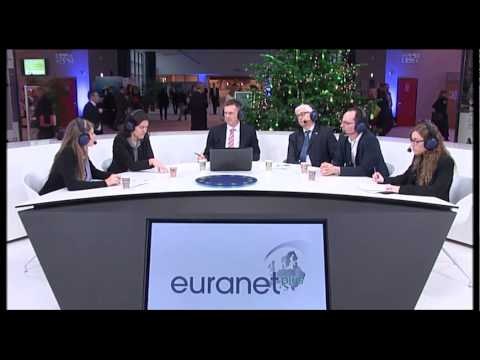 English part: Citizens' Corner debate on fighting against corruption in EU