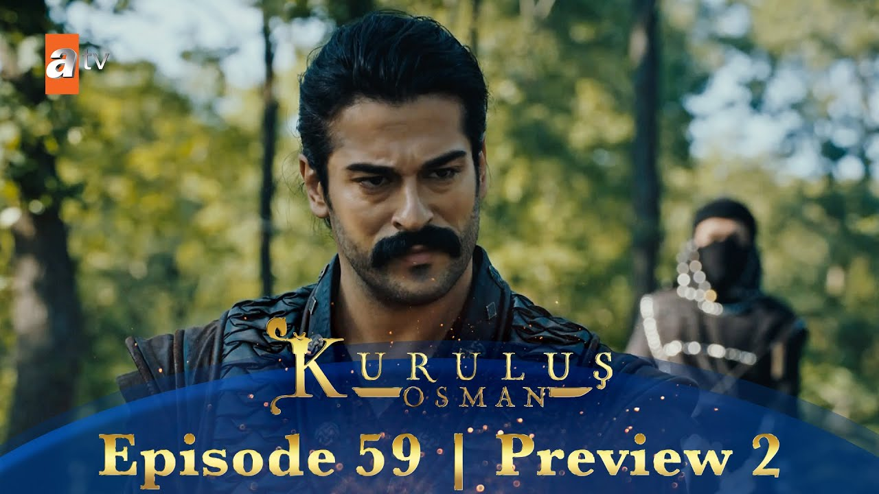 Kurulus Osman Urdu | Episode 59 Preview 2