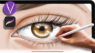 Онлайн урок ✨Фэшн иллюстрации на Графическом планшете iPad в программе Procreate в школе рисования