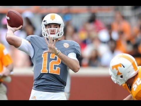 Tennessee Volunteers Quarterbacks Preview / Quinten Dormady, Jarrett Guarantano