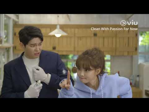 """Watch The Trailer Of """"Clean With Passion For Now"""" (w/ Eng Subs)"""
