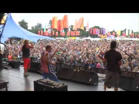 CHE SUDAKA live at WOMAD Festival 2009 part 1