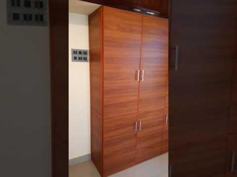 Low cost aluminium shelf