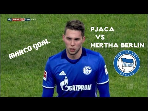 MARKO PJACA VS H3RTH4 B3RL1N (03/03/2018) HD