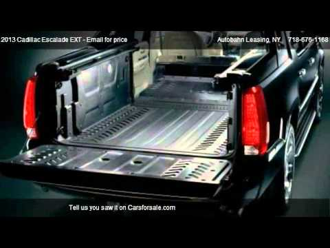 2013 cadillac escalade ext base luxury premium for sale in brooklyn ny 11223 youtube. Black Bedroom Furniture Sets. Home Design Ideas