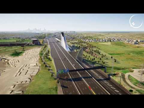 West Gate Tunnel Project - Design fly through