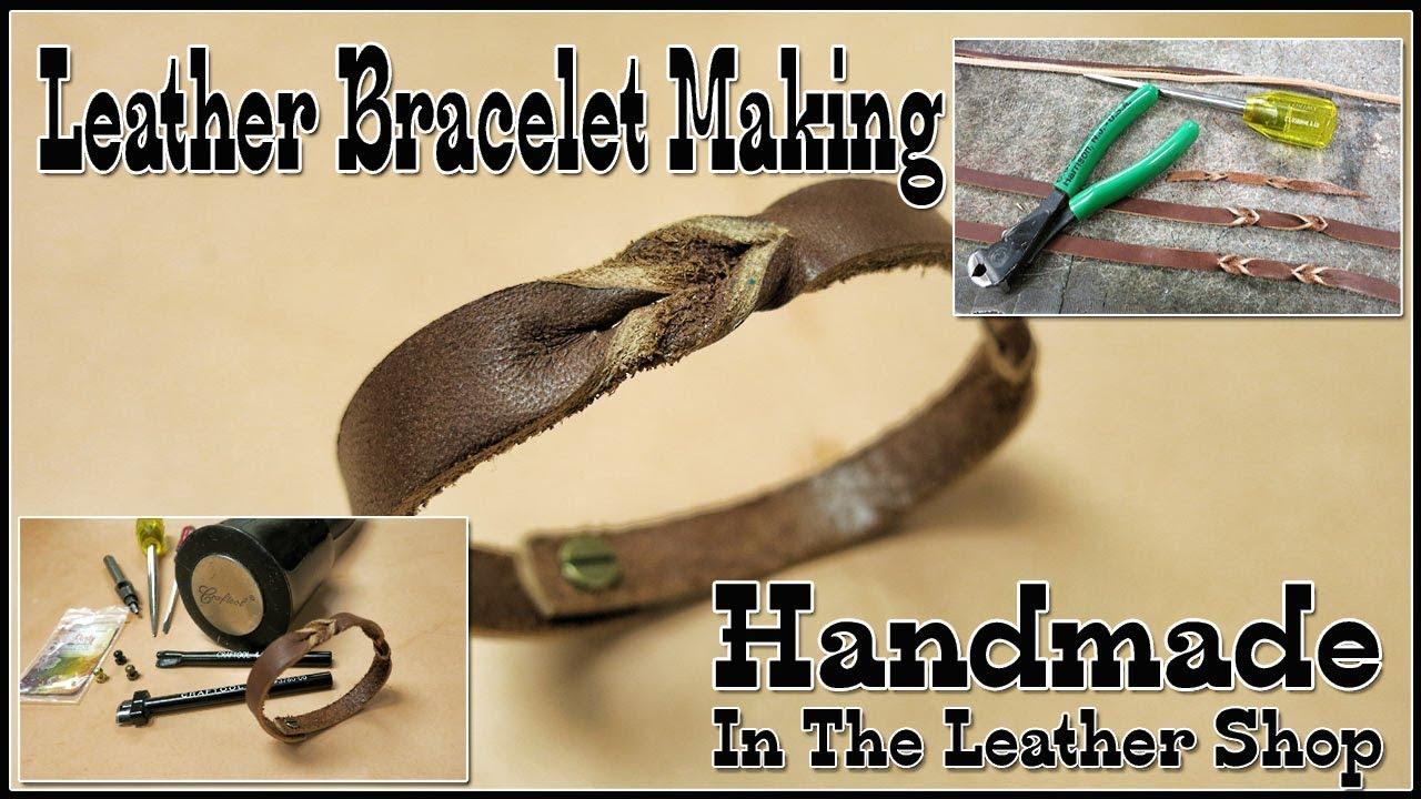 Handmade mystery braid bracelet  cuff