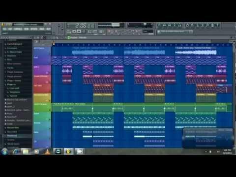 Kendrick Lamar   Swimming Pools Drank Dida Steez Remake Tutorial  flp + mp3 FL Studio 10