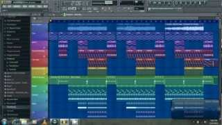 Kendrick Lamar   Swimming Pools Drank Dida Steez Remake Tutorial  flp + mp3 FL Studio 10