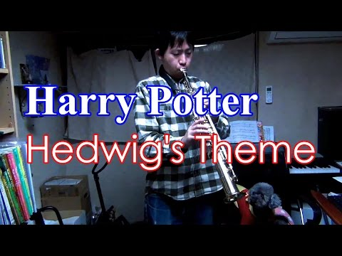 Harry Potter - Hedwig's Theme - Saxophone Cover