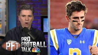 Josh Rosen's best attribute: 'I'm an alpha personality' I Pro Football Talk I NBC Sports