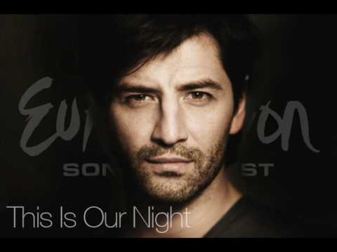 [HQ] Sakis Rouvas - This Is Our Night [One of Greece Eurovision Song 2009] High Quality Sound