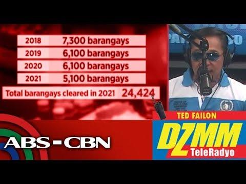 Halos 300 barangay official nasa narco-list, posibleng dumami pa: PDEA