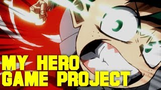 My Hero Game Project - интервью с продюсером \\  PS4, XB1, PC, Switch  (ПЕРЕВОД)
