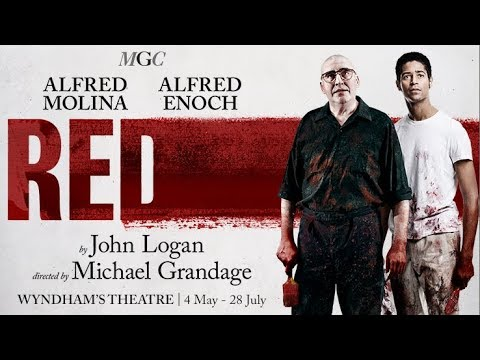 Preview: Find out more about new West End play, Red