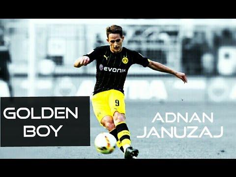 Adnan Januzaj • Golden Boy • Skills 2015/2016