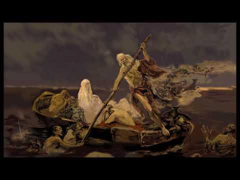 Dante - Inferno, Canto VIII vv. 1 - 64 (Flegiàs, Filippo Argenti)