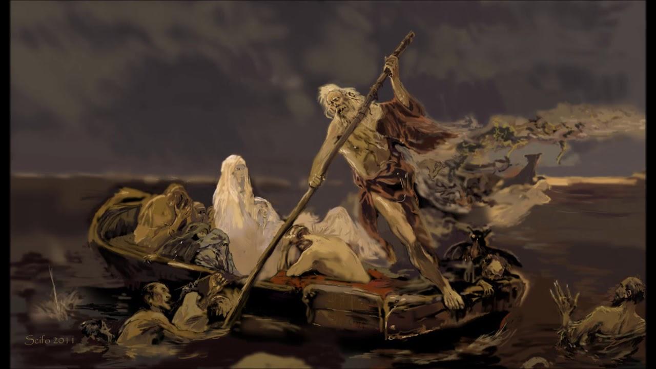 Картинка к мифу души женихов в царстве аида